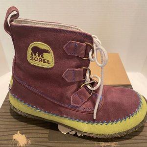 Sorel Joplin Moccasin Boot